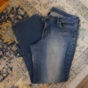 Gap Sz 16 Straight Cut Jeans